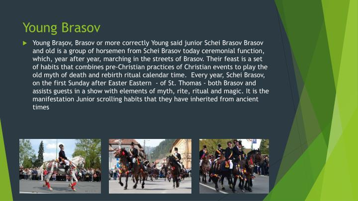 Young Brasov