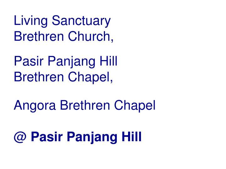 Living Sanctuary Brethren Church,