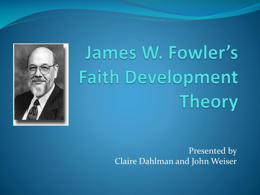 james fowler psychologist