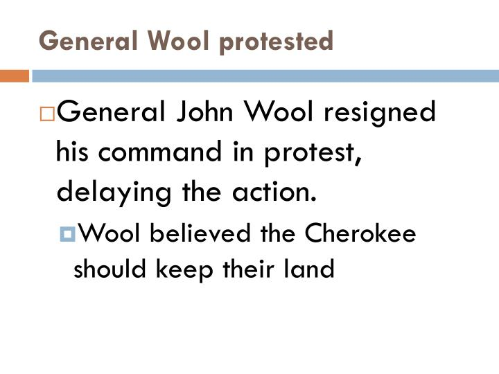General Wool