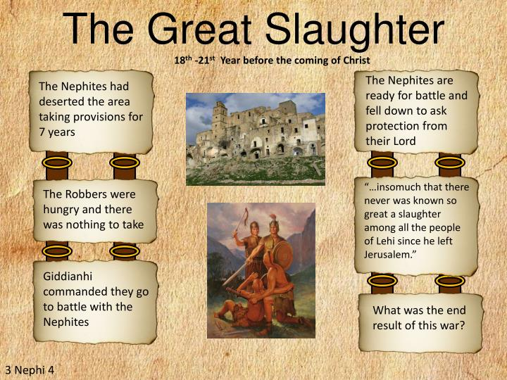 The Great Slaughter
