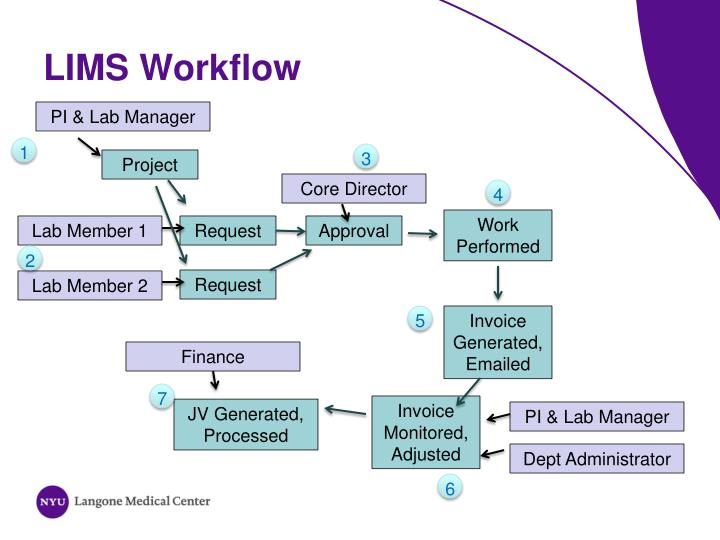 Ppt Introduction To Lims Laboratory Information