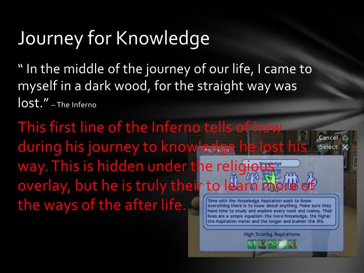 Journey for Knowledge