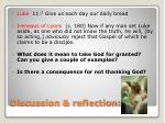 discussion reflection2