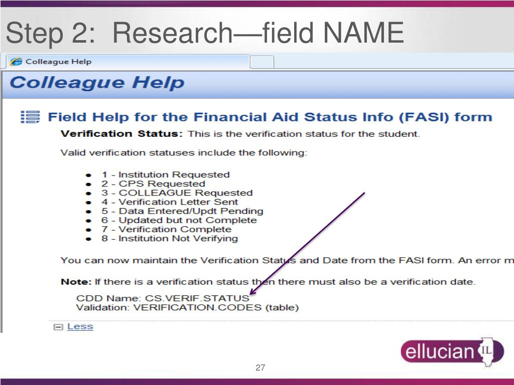 PPT - Colleague Financial Aid Rule Writing & Troubleshooting