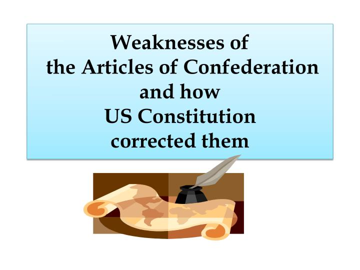 what are the major strengths and weaknesses of the current texas constitution? Interviewers are (or at least they should be) capable of recognizing your strengths and weaknesses, without a need to inquire about them they may actually use this.