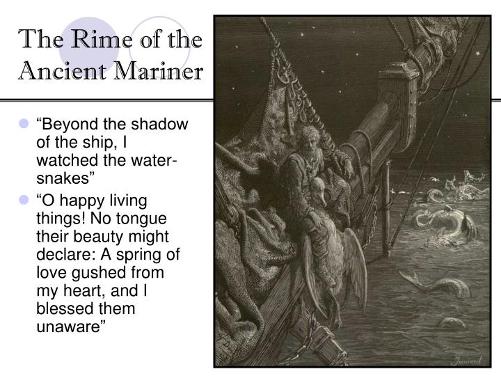 258123 presentation(s) on the rime of the ancient mariner ppt