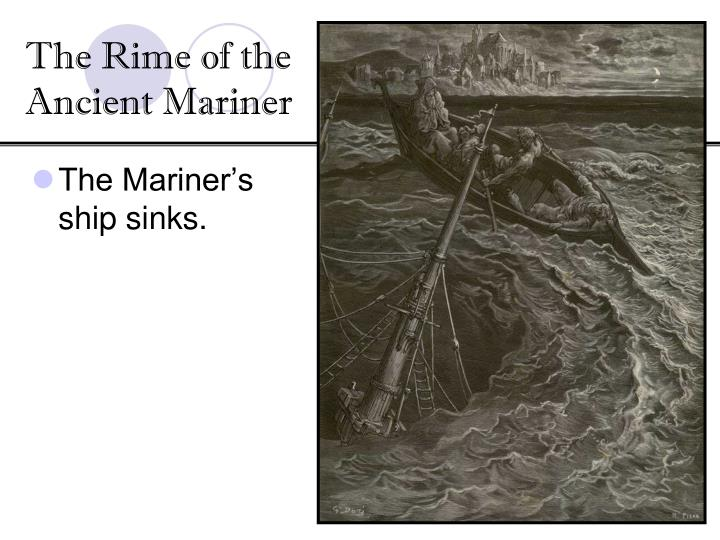 a tale of sin and forgiveness in the rime of the ancient mariner by samuel taylor coleridge In the rime of the ancient mariner library edition of samuel taylor coleridge's longest major poem and share his tragic tale of sin.