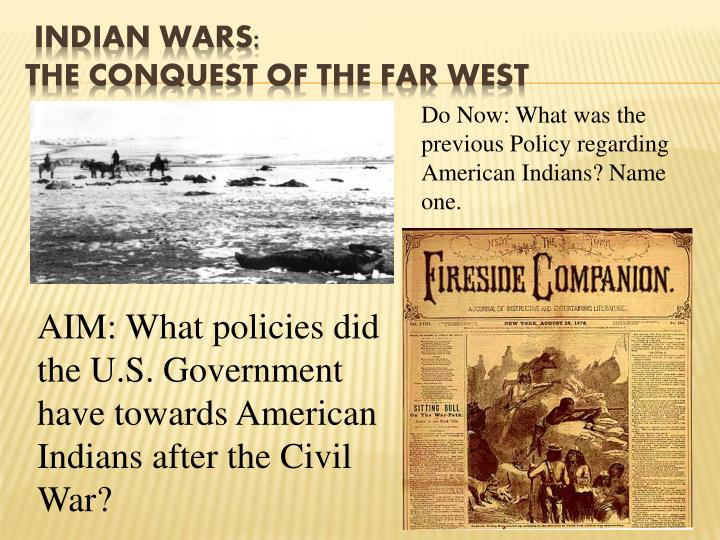 indian wars the conquest of the far west n.