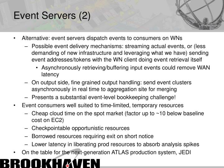 Event Servers (2)