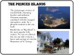 the princes islands