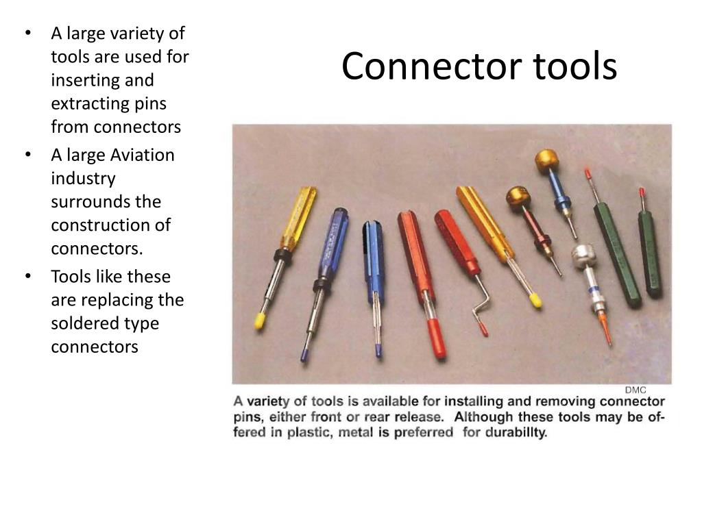 PPT - Connectors PowerPoint Presentation - ID:2166968