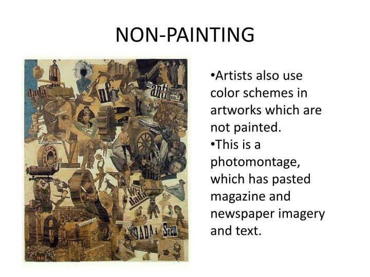 NON-PAINTING