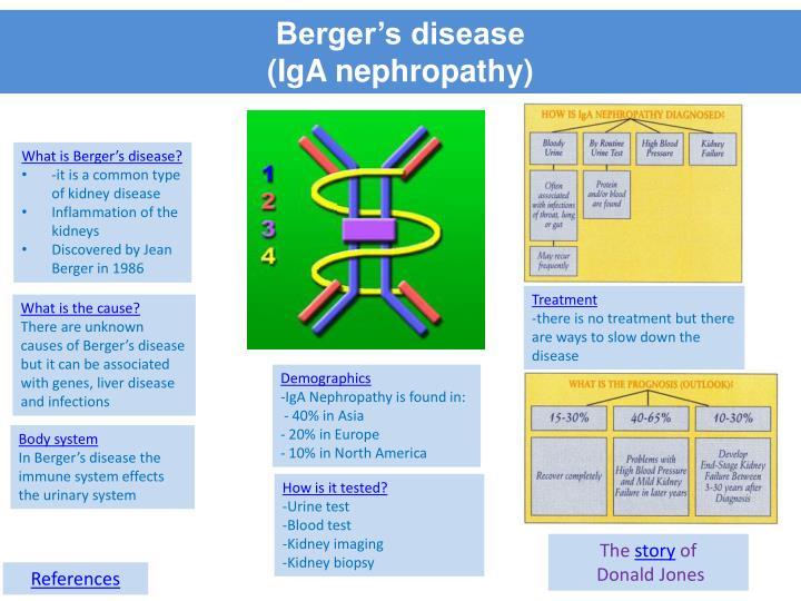 Berger's disease