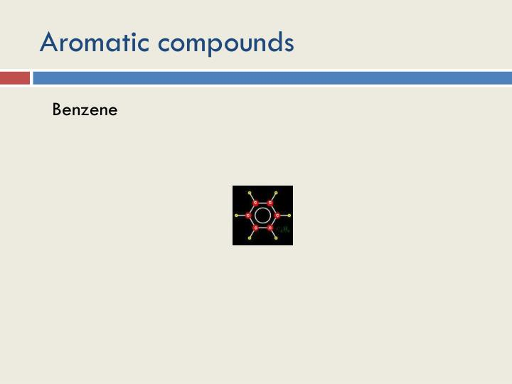 aromatic compounds n.