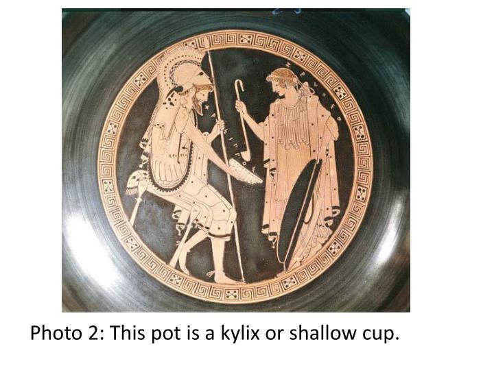 Photo 2: This pot is a