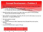 concept development problem 2