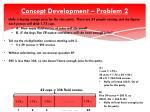 concept development problem 23