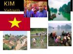 kim vietnam