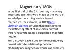 magnet early 1800s1
