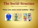 the social structure1