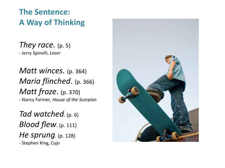 The Sentence: