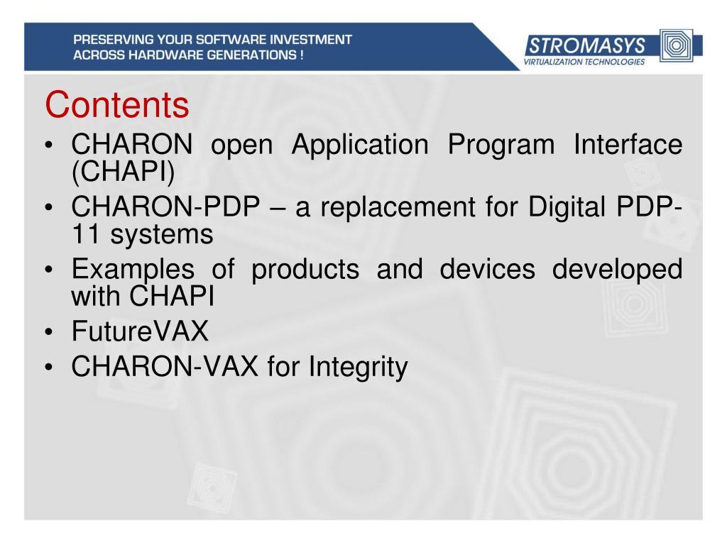 PPT - Other Stromasys Cross-platform hardware virtualization