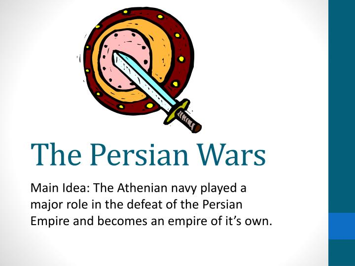 the persian wars n.