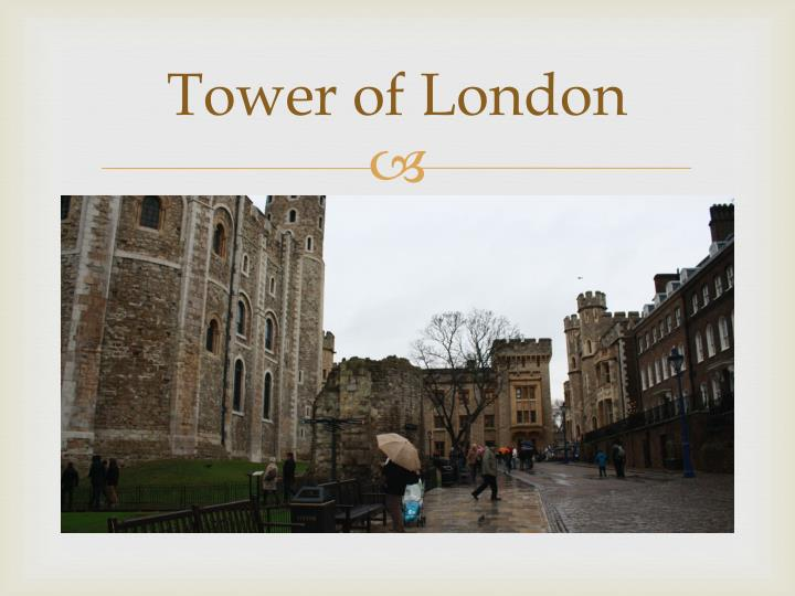 Tower of london1
