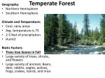 temperate forest1