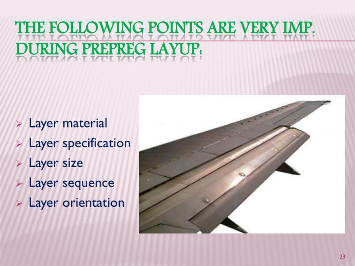 Layer material