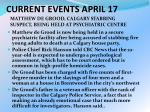 current events april 172