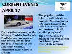 current events april 175