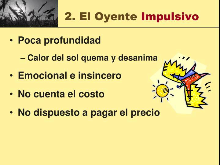 2. El Oyente