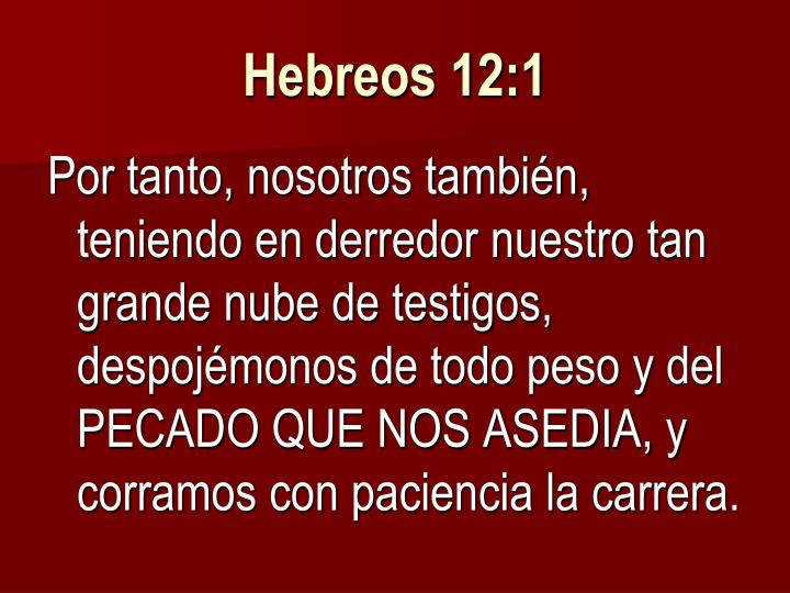 Hebreos 12:1