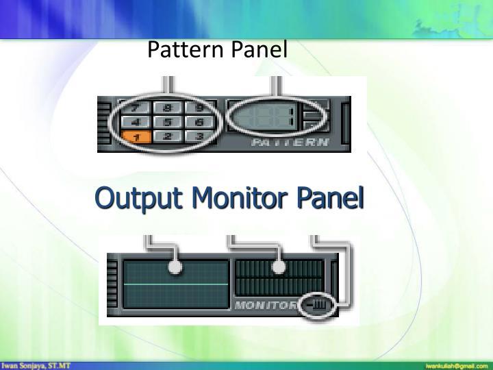 Pattern Panel