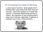 17 increasing your rate of blinking