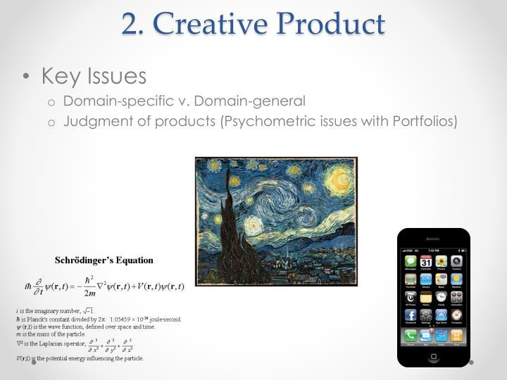 2. Creative