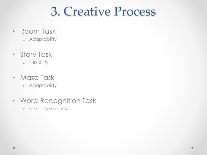 3. Creative