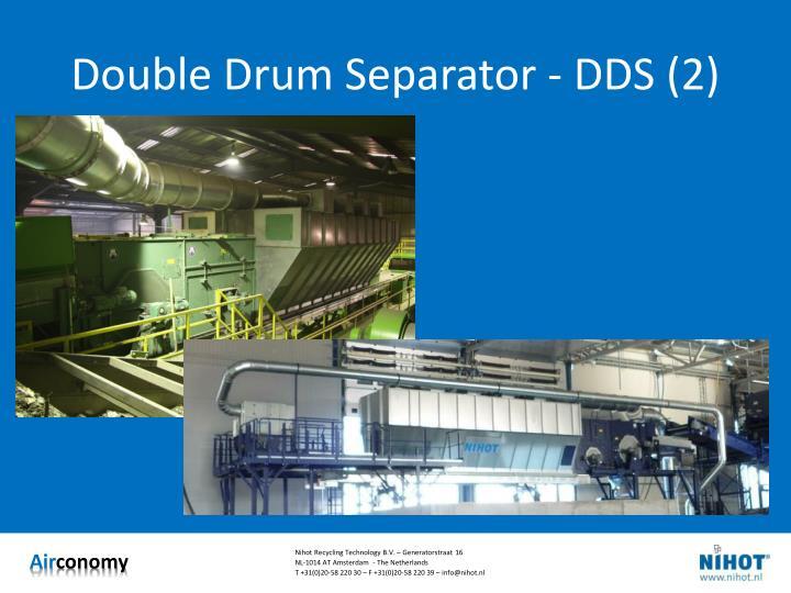Double Drum Separator - DDS (2)