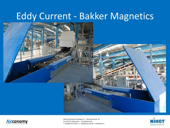 Eddy Current - Bakker Magnetics