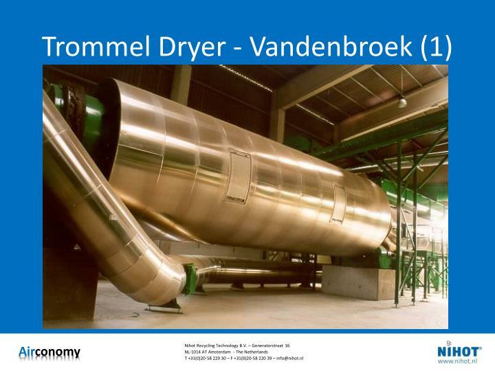 Trommel Dryer - Vandenbroek (1)