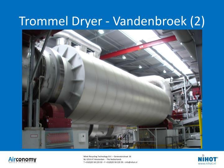 Trommel Dryer - Vandenbroek (2)