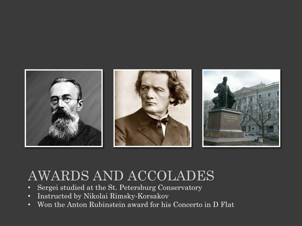 PPT - Sergei Prokofiev PowerPoint Presentation - ID:2173316
