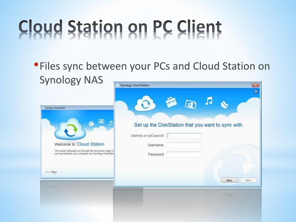 PPT - DSM 4 0 – Your NAS, Your Cloud PowerPoint Presentation