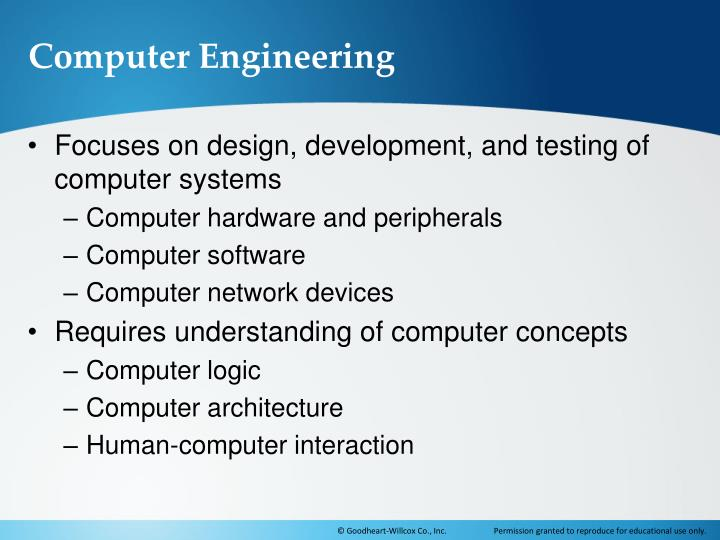 Computer Engineering