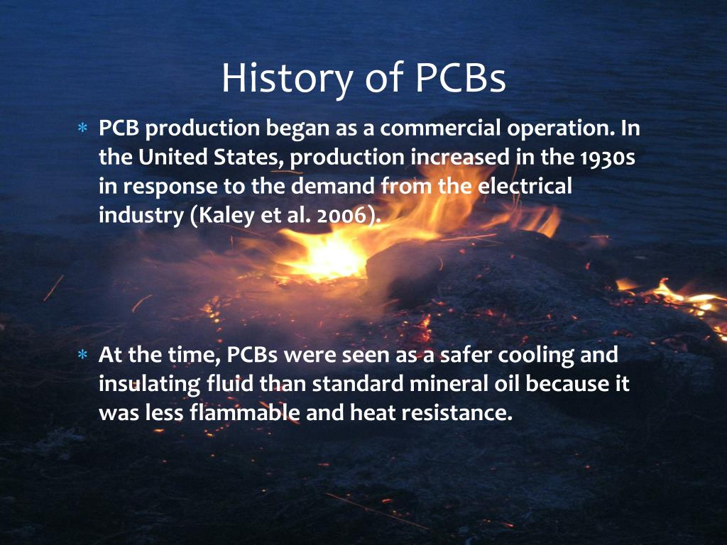PPT - PCB-Contaminated Country Food in the Canadian Arctic Affecting