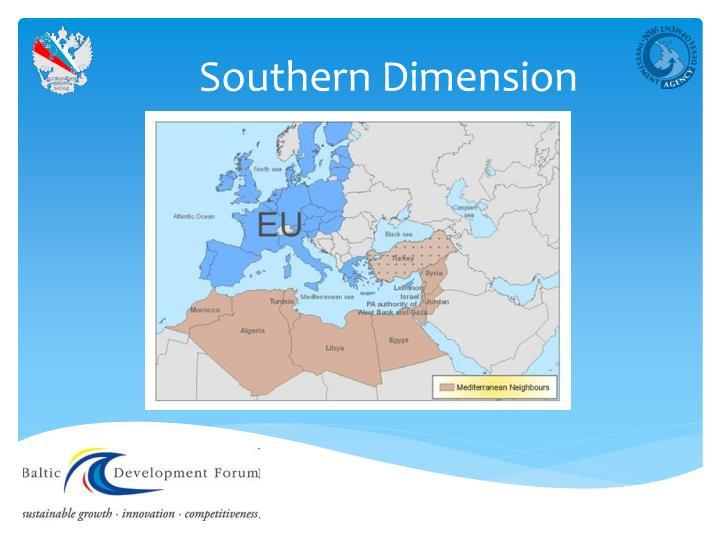 Southern Dimension