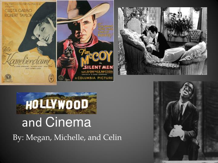 hollywood and cinema n.