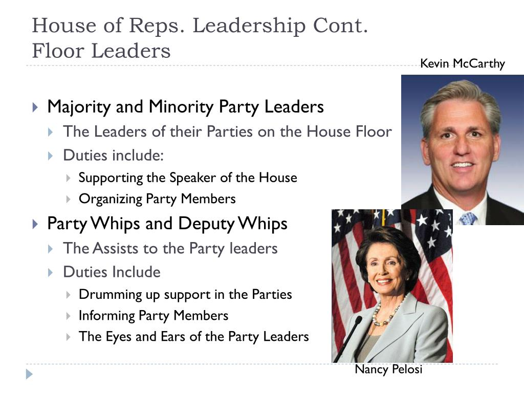 PPT - The Senate and House of Representatives PowerPoint ...